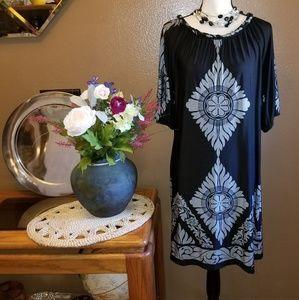 ALLURING EMMA&MICHELE DRESS